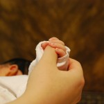 Massage bébé: bien plus qu'un moment de plaisir!