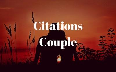Citations Couple
