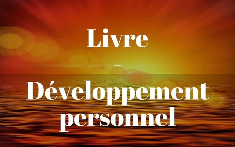 Livre developpement personnel
