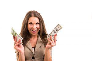 rapport à l'argent