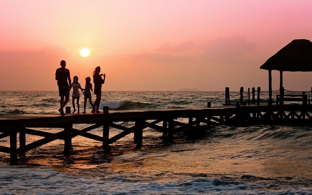 Profiter des vacances en famille!