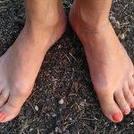 Sentiers «réflexologiques» pour pieds nus