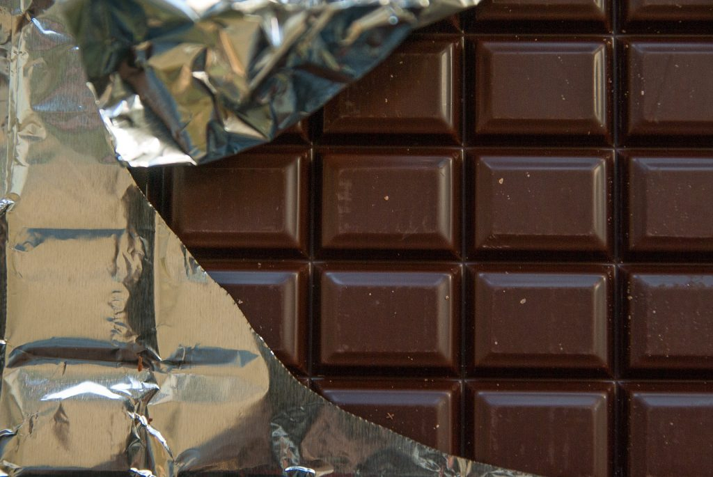 chocolat: aliments anti stress