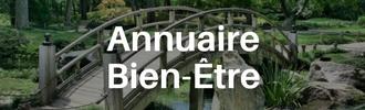 annuaire des professionnels du bien-être