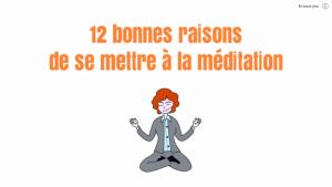 raisons de méditer