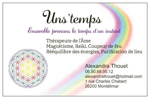 alexandra thouet thérapeute de l'âme